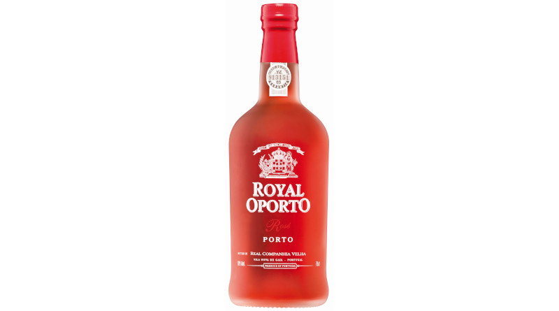 Royal Oporto Rosé im neuen Design
