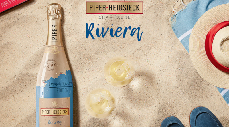 Piper-Heidsieck Riviera – inspiriert von der Lebensart der Côte d'Azur