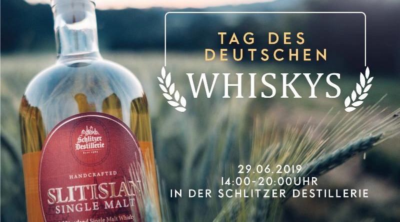 Tag des deutschen Whiskys in der Schlitzer Destillerie am 29.06.2019 ab 14 Uhr
