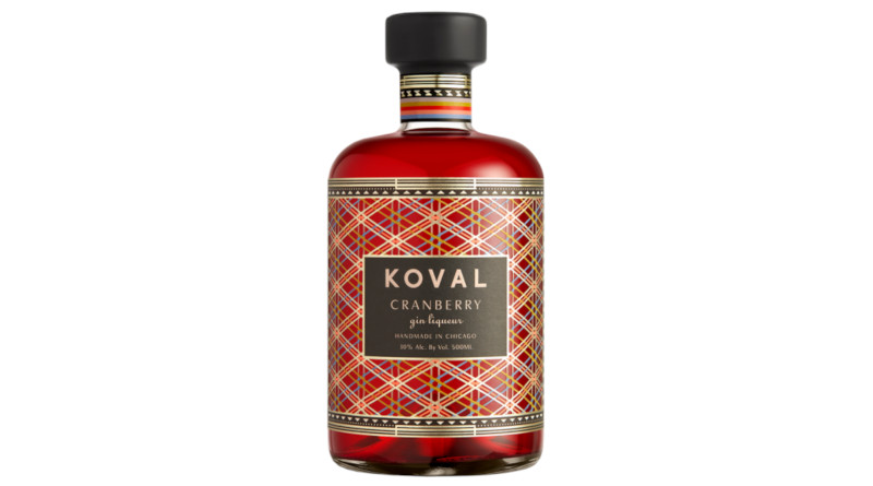 KOVAL Liqueur Cranberry Gin – KOVAL setzt auf die Aperitif Kultur