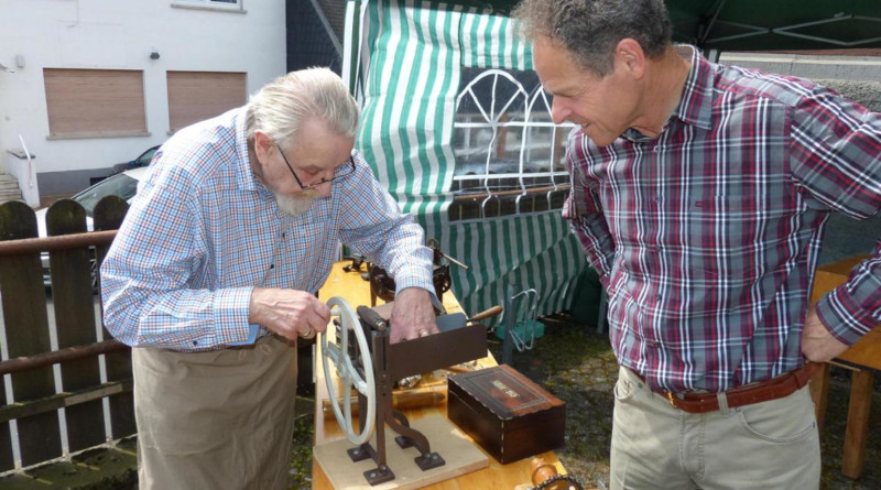 Geht doch: Cigarrenanbau in Biebertal (Hessen)
