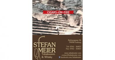 Stefan Meier Tabakwaren & Whisky lädt zum Smoke & Smoke ein