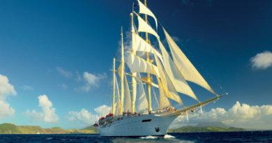 Exklusiver Törn mit dem Luxussegler Star Flyer durch die nördlichen Kleinen Antillen an
