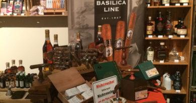 Produktwissen und Charme vereinbart: Wittlicher C. Cigars ist etabliert