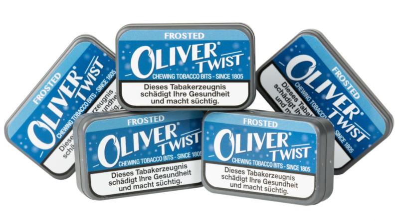 """Cool gewinnen mit """"Frosted"""", der coolen Innovation von Oliver Twist"""