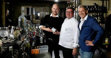 """Das """"The Grand"""" in Mitte lädt zum Tasting - mit Berliner Klassikern und Matthias Martens"""