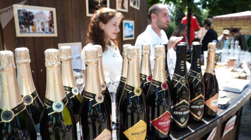 Für Genießer: Wein aus Krasnodar kommt nach Deutschland