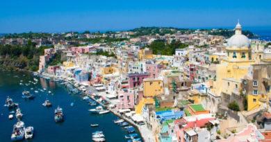 Procida – die verträumteste Insel Italiens