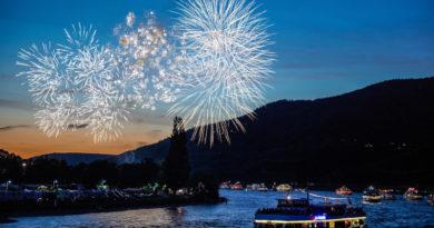 Rhein in Flammen - das Event mit Gänsehautfaktor