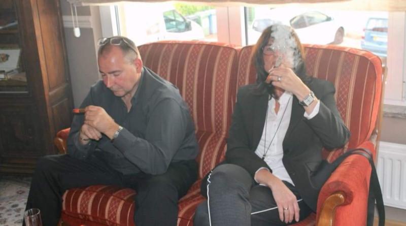 Macanudo Isperado Mareva war die Wettkampf-Vitola beim Cigarren-Langsamrauchen im Großherzogtum