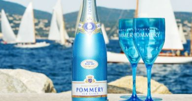 POMMERY Royal Blue Sky Champagne to go