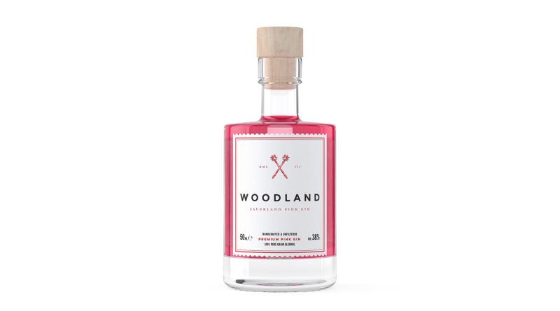 Beim neuen Woodland trinkt das Auge mit