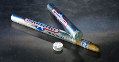 Gewinnspiel Independence Cigar