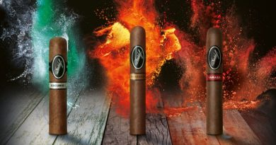"Power-Kampagne made by Davidoff: ""Taste the Elements"""