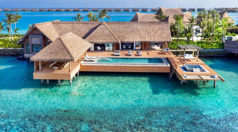 Neues Hideaway im Indischen Ozean