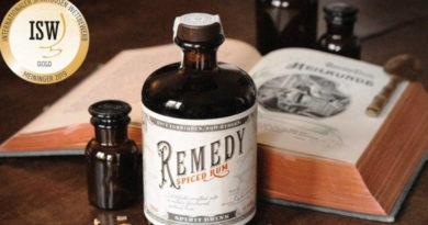 Ausgezeichnet: Remedy Spiced Rum / Sierra Madre jubelt über Gold