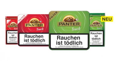 "Royal Agio Cigars bringt ""Panter Touch Green"""