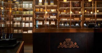 Beliebt und etabliert: Kempinski Cigar Lounge by Zechbauer
