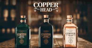 Copperhead Gin: Ein Glanzlicht der Gin-Szene