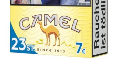 Camel Yellow: Einzigartig und voll im Trend
