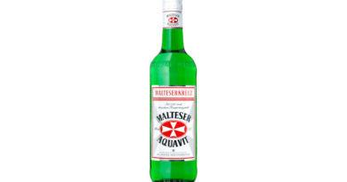 Malteserkreuz Aquavit zur Markenspirituose des Jahres gekrönt