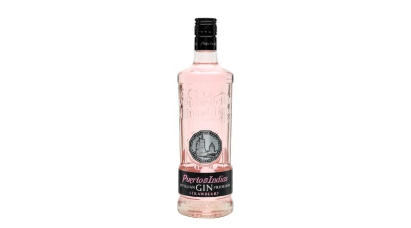 Gin anders: Strawberry Gin von Puerto De Indias