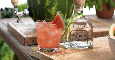 Nicht nur zum Internationalen Tag des Tequila: Watermelon Patio Punch
