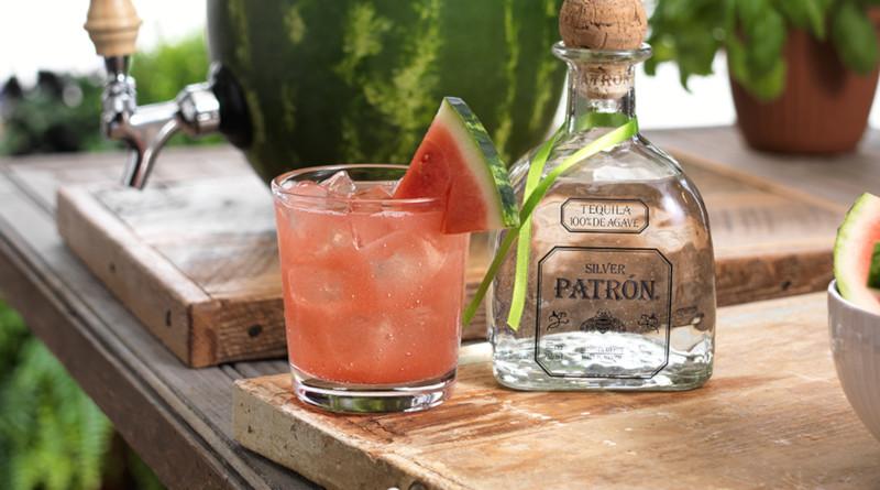 Nicht nur zum Internationalen Tag des Tequila: Watermelon Patio Punch