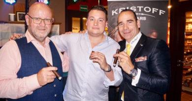 Kristoff Cigars: Eine Marke auf Deutschland-Tour
