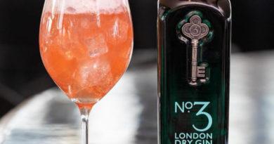 """""""Kirsch"""" übernimmt Deutschland-Vertrieb von ISC Supreme Champion No. 3 London Dry Gin / Jahrhundertealte Spirituosenexpertise"""