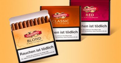 Handelsgold-Minis: 3 Sorten in einem Display