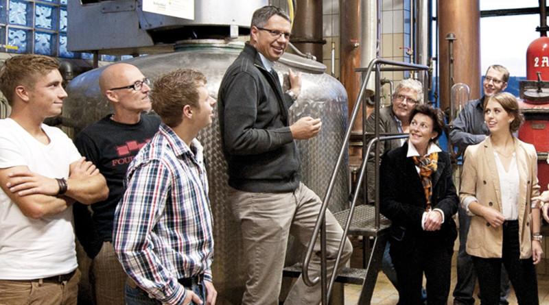 Deutschlands Whiskybrennereien bieten Sensorik- und Geschmackserlebnisse