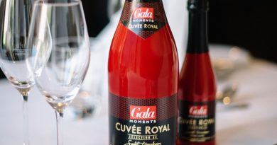 Gala Moments mit Cuvee Royal
