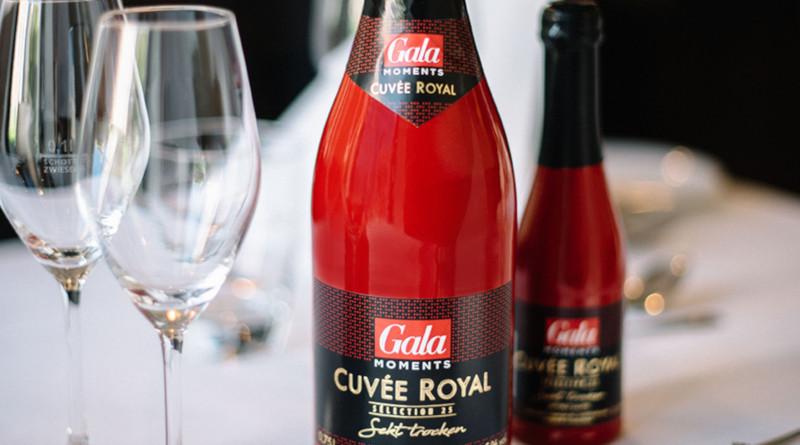 Gala Moments mit Cuvee Royal
