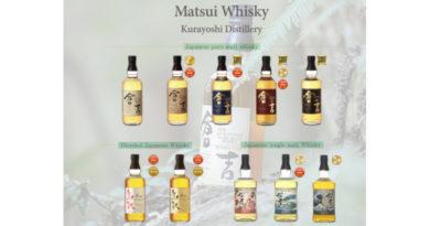 Japanische Whisky-Manufaktur weltweit erfolgreich