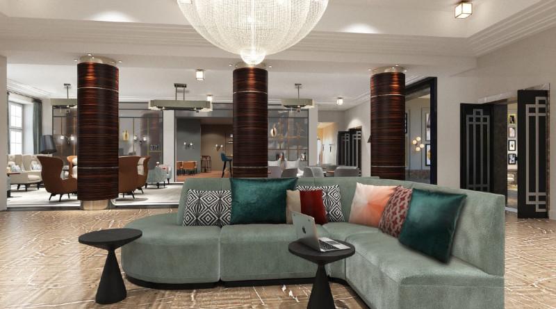 Hotel Elephant Weimar: Schönste Lobby 2019