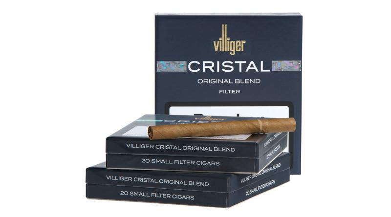 """Klarer Genuss für spezielle Momente: Erleben Sie die """"Villiger Cristal"""""""
