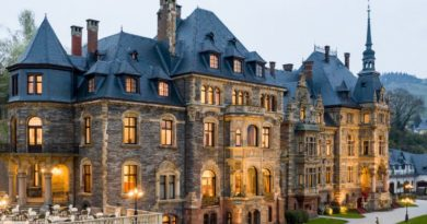 Hotel Schloss Lieser Reise an die Mosel