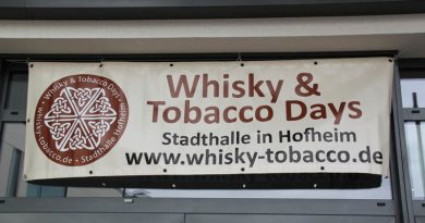 Whisky & Tobacco Days 2019 in Hofheim/Taunus bieten einmaliges Event-Konzept