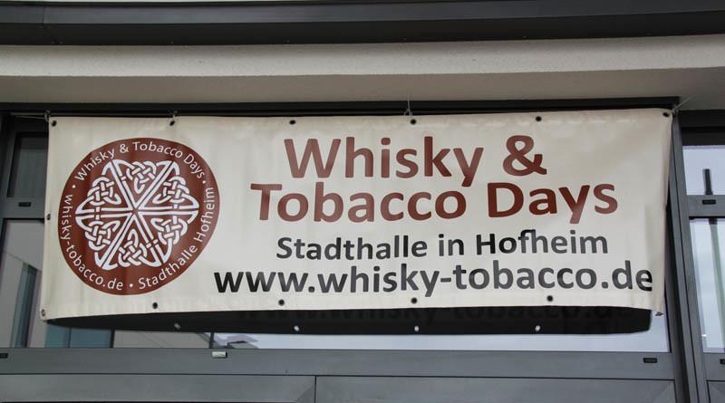 Whisky & Tobacco Days 2019 in Hofheim/Taunus bieten einmaliges Event-Konzept