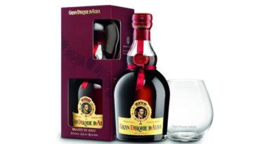 Gran Duque D'Alba Solera Gran Reserva / Gran Duque D'Alba Brandy de Jerez