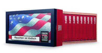 Unverwechselbare Mischung: Camacho Liberty Series 2012 Throwback weltweit lanciert