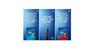 """""""My Blu"""" kapert Hamburger Hauptbahnhof"""