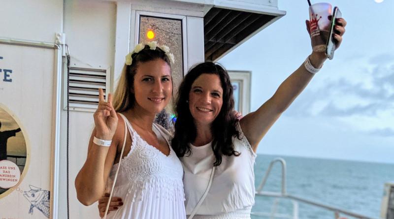 Clubmaster-Gewinnspiel wurde für Sonja A. und Julia H. ein XXL-Fest