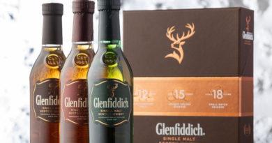 Glenfiddich erstrahlt in neuem und edlem Design