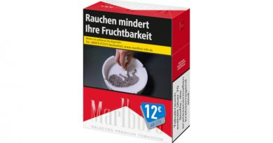 Großformatiges Powerprogramm: MARLBORO Red & Gold 4XL