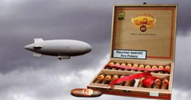 Extravagant in die Luftgehen: La Aurora 107 Zeppelin