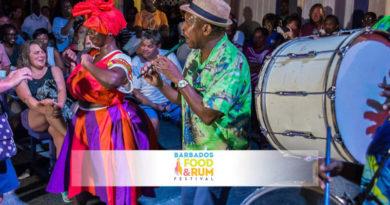 Barbados lädt zum 10. Food & Rum-Festival ein