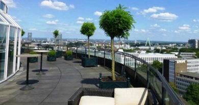 Big Smoke Köln 2019 lädt auf die Dachterrassen des Hotel Wasserturm ein