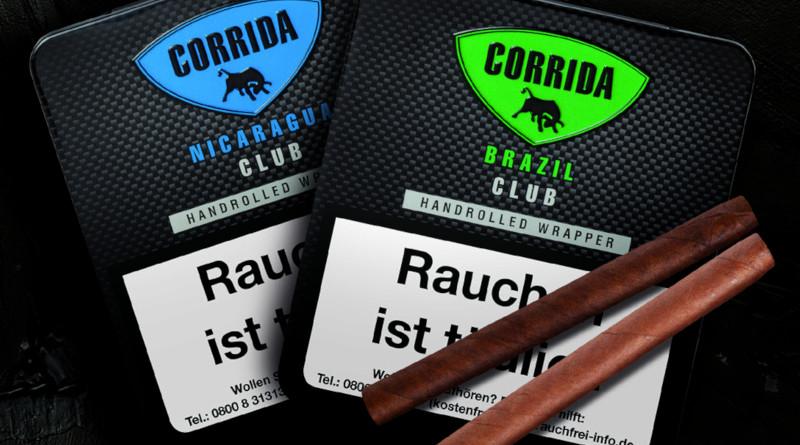 CORRIDA Cigarillo: Großer Geschmack in kleinem Format / Exotische Geschmacksvielfalt